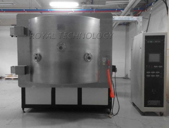 PVD Thermal Evaporation Equipment , High Capacity and Fast Deposition Vacuum Metalizing Equipment