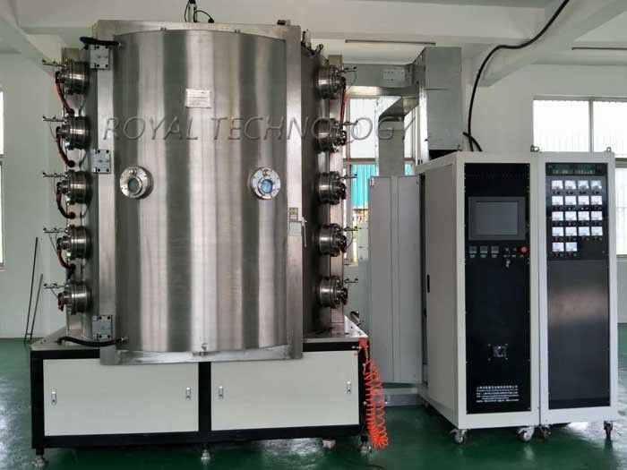 House Wares Cathodic Arc Deposition System, Industrial Vacuum Plating Equipment