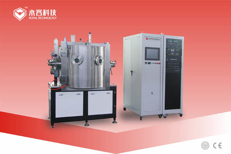 PVD Cathodic Arc Coating Machines,  Multi Arc Decorative Coating Equipment, Abrasion resistance PVD coating